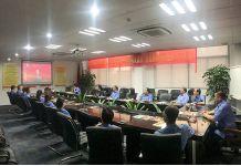 龙8国际党总支部组织观看《党课大讲堂》之五、六