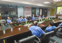 龙8国际龙8国际党总支组织观看典型事迹专题节目《榜样4》